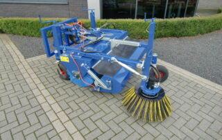 Sweeping machines
