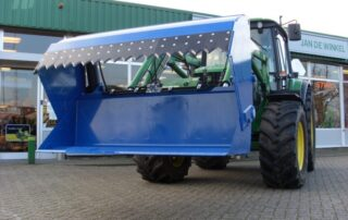 Silage cutters
